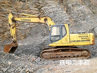 力士德SC220.8挖掘机