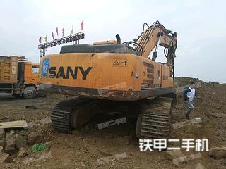 三一重工SY365C-8挖掘机