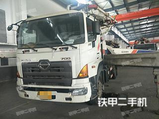 江苏-无锡市二手中联重科ZLJ5331THB47泵车实拍照片