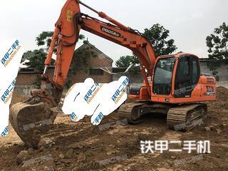 斗山DX150LC挖掘机