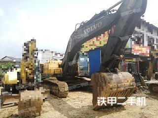 沃尔沃EC380BL挖掘机