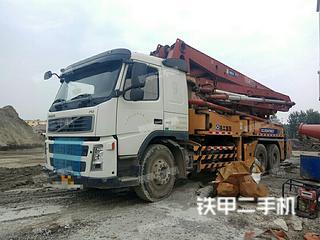 徐工XZJ5280THB37泵车