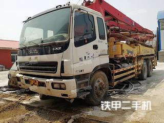 徐工XZJ5260THB36泵车
