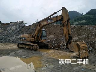 柳工CLG210挖掘机