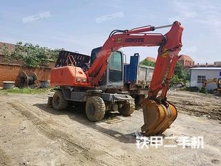 恒特重工HTL80挖掘机