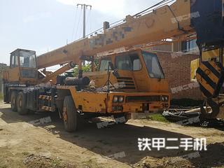 陕西-西安市二手其他品牌20吨起重机实拍照片