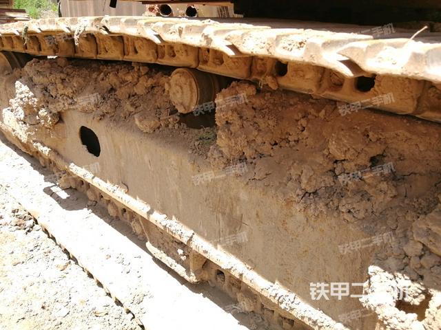 甘肃兰州市斗山DH150LC-7挖掘机