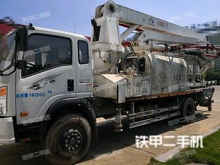 犀牛重工XND5161-28M臂架泵车