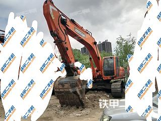 斗山DH35挖掘机