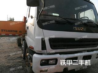 三一重工SY5380THB42泵车