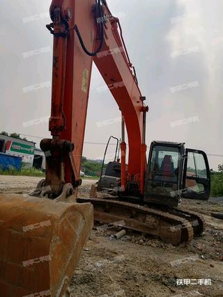 日立ZX200-3国产挖掘机