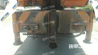 凯诺机械YQ-12000唐骏底盘起重机