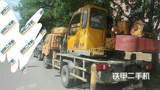 其他品牌8吨起重机