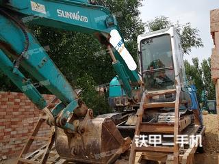 山河智能SWE60N9挖掘机