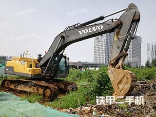 沃尔沃EC350DL挖掘机