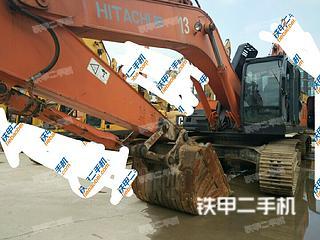 日立ZX350挖掘机