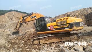 杰西博JS360LC挖掘机