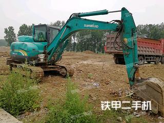 山河智能SWE80E挖掘机