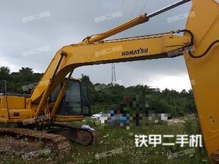 江苏-南京市二手小松PC200-6E挖掘机实拍照片