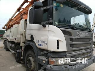 中联重科ZLJ5430THBK56X-6RZ泵车