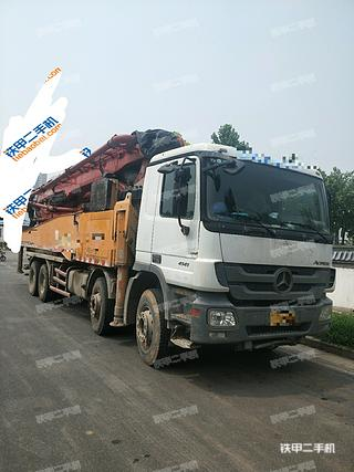 三一重工SY5419THB52泵车