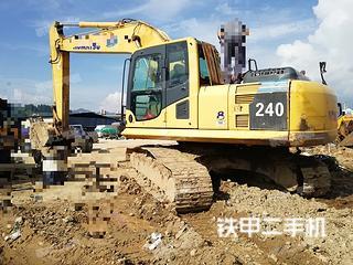 小松PC210LC-8(600mm履带板)挖掘机