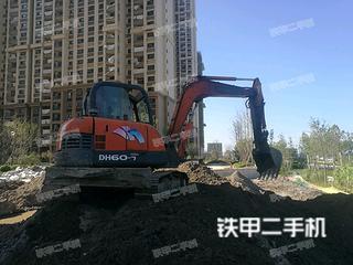 斗山DH60-7挖掘机