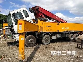三一重工SY5418THB56II泵车