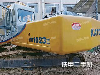 加藤HD1023III挖掘机
