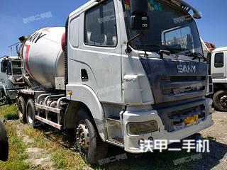 三一重工SY415C-8搅拌运输车