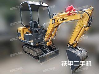 玉柴YC13-6挖掘机