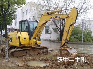 安徽合肥市二手挖掘机 小松PC56 7价格 二手小松PC56 7挖掘机 二手