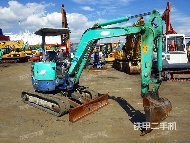 石川岛ihi 35nx挖掘机