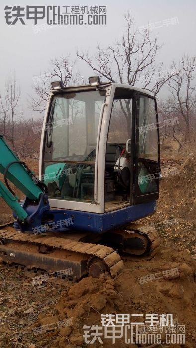 石川岛ihi 35n挖掘机