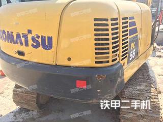 江苏徐州市二手挖掘机 小松PC56 7价格 二手小松PC56 7挖掘机 二手