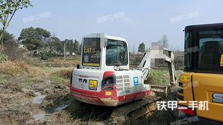 竹内TB160C挖掘机