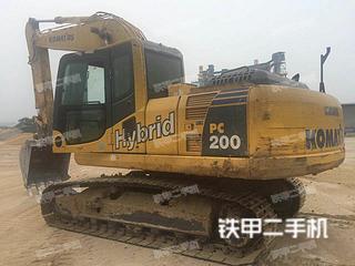 小松PC200-8EO挖掘机