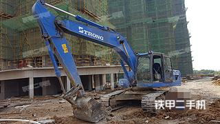 山重建机GC228LC-8挖掘机