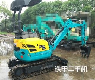 久保田U17挖掘机