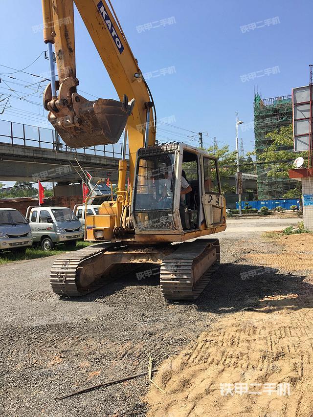 石川岛ihi-135ns挖掘机