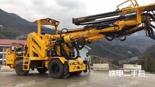 阿特拉斯中国BOOMERH177凿岩台车