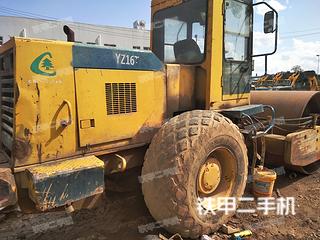 常林股份YZ16-5压路机