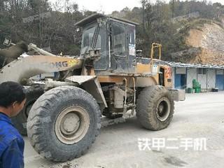 柳工CLG856高配装载机