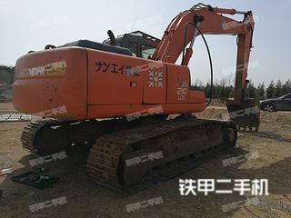 日立ZX210LCK挖掘机