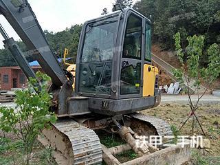 沃尔沃EC60挖掘机