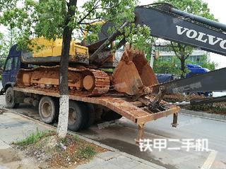 沃尔沃EC210BLC prime(2.5米斗杆)挖掘机