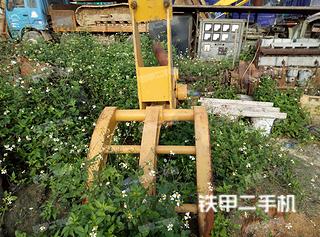 卡特彼勒416E抓木机抓木器