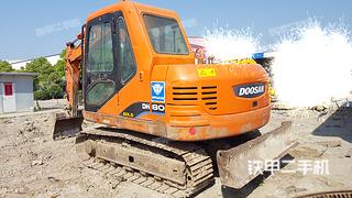 斗山DH80GOLD挖掘机