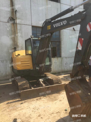 沃尔沃EC60B挖掘机