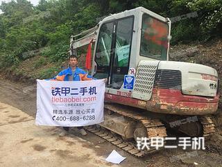 竹内TB175C挖掘机